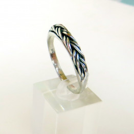 Braided Ring size- 11us