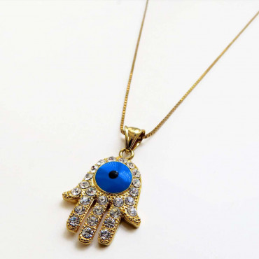 U boutique shops gold filled chain gold filled hamsa pendant u boutique shops gold filled chain gold filled hamsa pendant necklace gift necklace jewelry necklace necklace mother gift unique jewelry aloadofball Choice Image