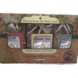 Gift Box with 3 Types of Biblical Herbal Teas
